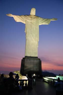 Cristo de Corcovado © Alex Guerrero