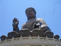 Bouddha - Ile de lantau © tangka