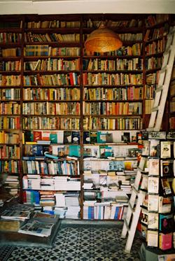 F1020010 Librairie à Lefkosia (partie turque de Lefkosia) © Anja Leidel