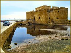 Fort Mooorish à Paphos, Chypre © Ronald Saunders