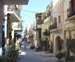 La vieille ville vénitienne et turque (La Canée, Crète) © dalbera