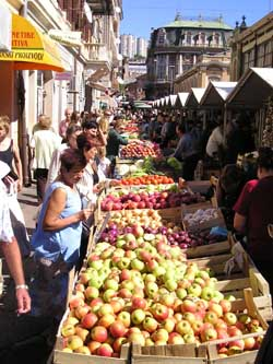 Rijeka Croatia market © Jason Rogers