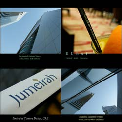 JUMEIRAH EMIRATES TOWERS DUBAI © uggBoy♥UggGirl
