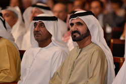 H.H. Sheikh Mohammed Bin Rashid Al Maktoum © World Economic Forum