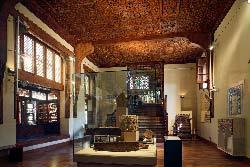 Egypte, le Caire, quartier copte, le musee copte