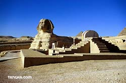 Le Caire - Le Sphinx