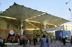 Le Caire - Mosquée Sayyidna El-Hussein