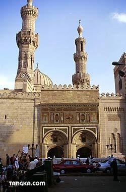 Le Caire - Mosquée El-Azhar