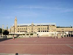 Stade olympique - Montjuic, Barcelone