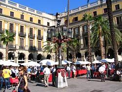 Barcelone - Rambla