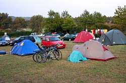Gondoriz - Camping