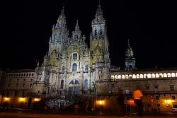 Cathédrale - Saint Jacques de Compostelle - Galice