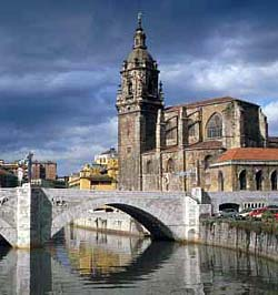 Église de San Antón, Bilbao, Vizcaya