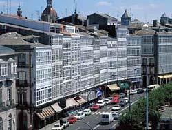 Galeries de La Marina, A Coruña