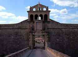 Jaca - Citadelle