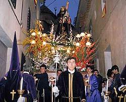 Semaine Sainte, Mula, Murcia