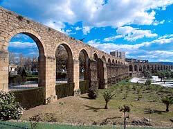 Aqueduc, Plasencia, Cáceres