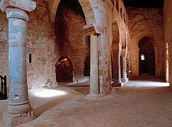 Monastère de Suso. XIe siècle (Intérieur), San Millán de la Cogolla, La Rioja