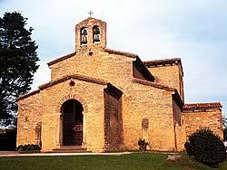 San Julián de Los Prados, Oviedo, Asturias