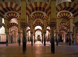 Mosquée (Intérieur). Patio des colonnes, Córdoba