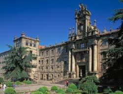 Monastère San Martín Pinario, Santiago de Compostela