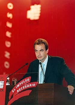 José Luis Rodríguez Zapatero - Président du gouvernement espagnol