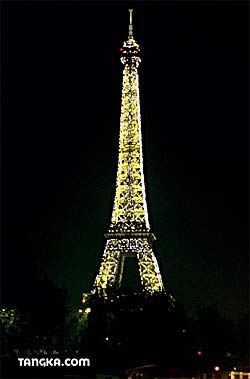 Tour Eiffel, Paris - France © Tangka