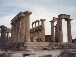 Aegina, The Temple of Aphaia © Alun Salt