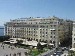 Aristotle Square, Thessaloniki © Tilemahos Efthimiadis