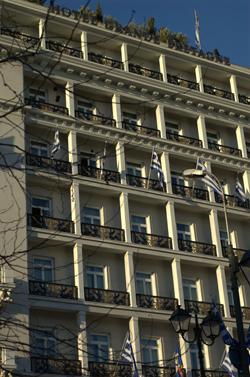 Hotel Grande Bretagne Front © RBerteig