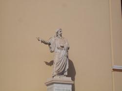 Statue of Rigas Feraios © Tilemahos Efthimiadise