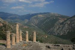 Temple of Apollo © Navin75