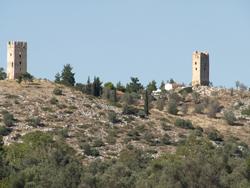 Twin Towers of Filla © eviagreece.com