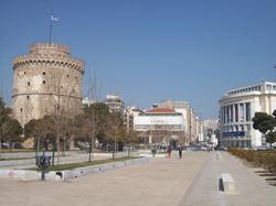 The White Tower, Thessaloniki © Tilemahos Efthimiadis