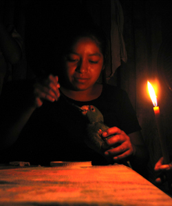 Guatemala Light Project © John Barrie