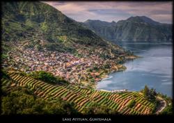 Lake Atitlan, Guatemala © Pedro Szekely