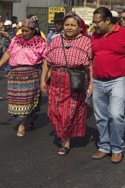 Rigoberta Menchu © Surizar