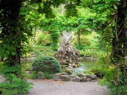 Bantry House Gardens, Co.Cork Ireland © auteur