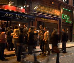 Night Life in Cork, Ireland © Erik Charlton