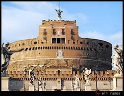 Castillo San Angelo - Rome © Eliramos