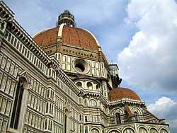 Florence - Duomo, coupole © freshwater2006