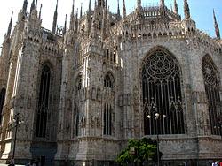 Milan - Le Duomo © Kieran Lynamimage