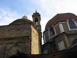 Eglise San Lorenzo - Florence © katinalynn