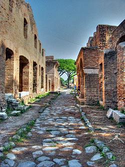Ostia Antica - Vestiges antiques © iessi