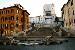 Piazza di Spagna - Rome © teandkb