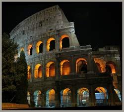 Rome - Le Colisée © Sabrina Campagna