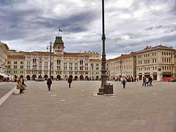 Trieste - Piazza Unità d'Italia © spaceodissey