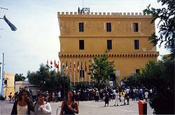 Ventotene - Piazza Castello © vx_lentz