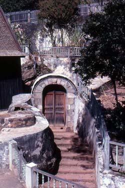 Palais d'été de la Reine Ambohimanga © mwanasimba