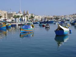 Port de l'ile de Malte © Mathieu Dessus